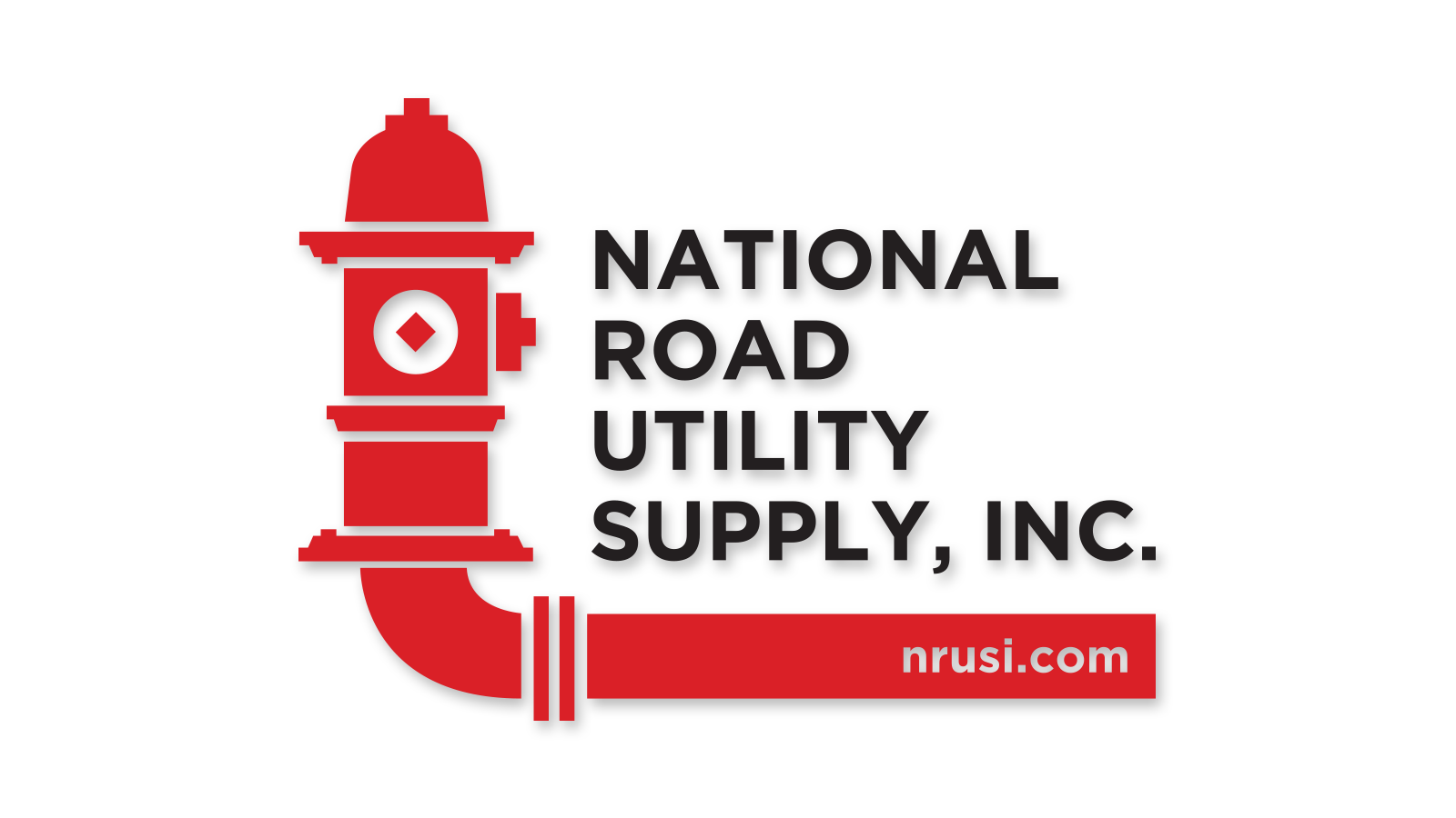 National Road Utility Supply Logo