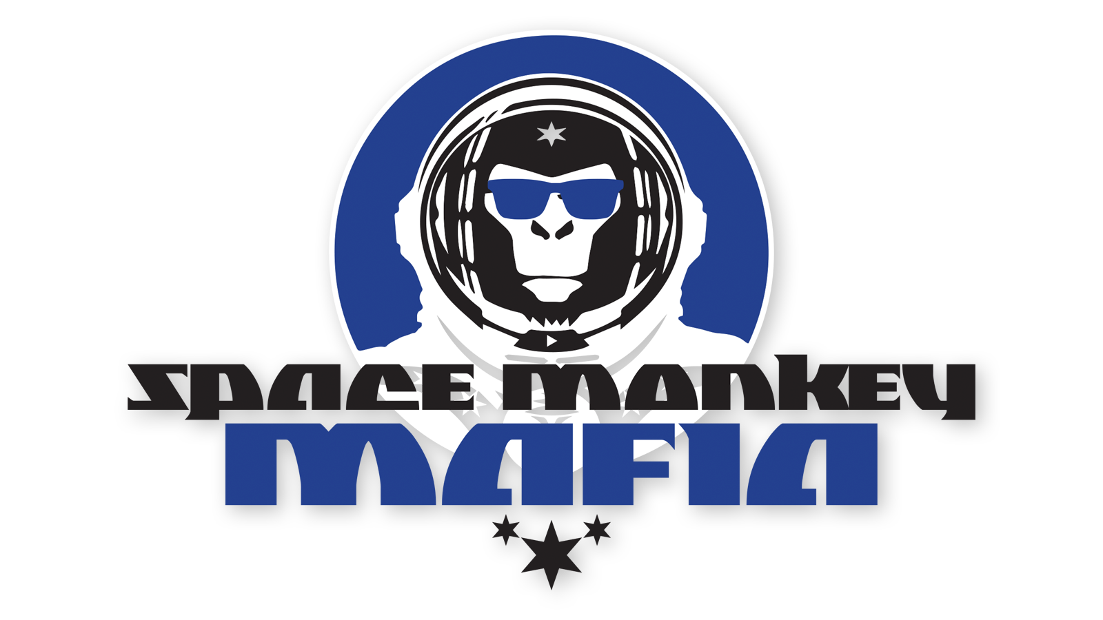 Logo Space Monkey Mafia