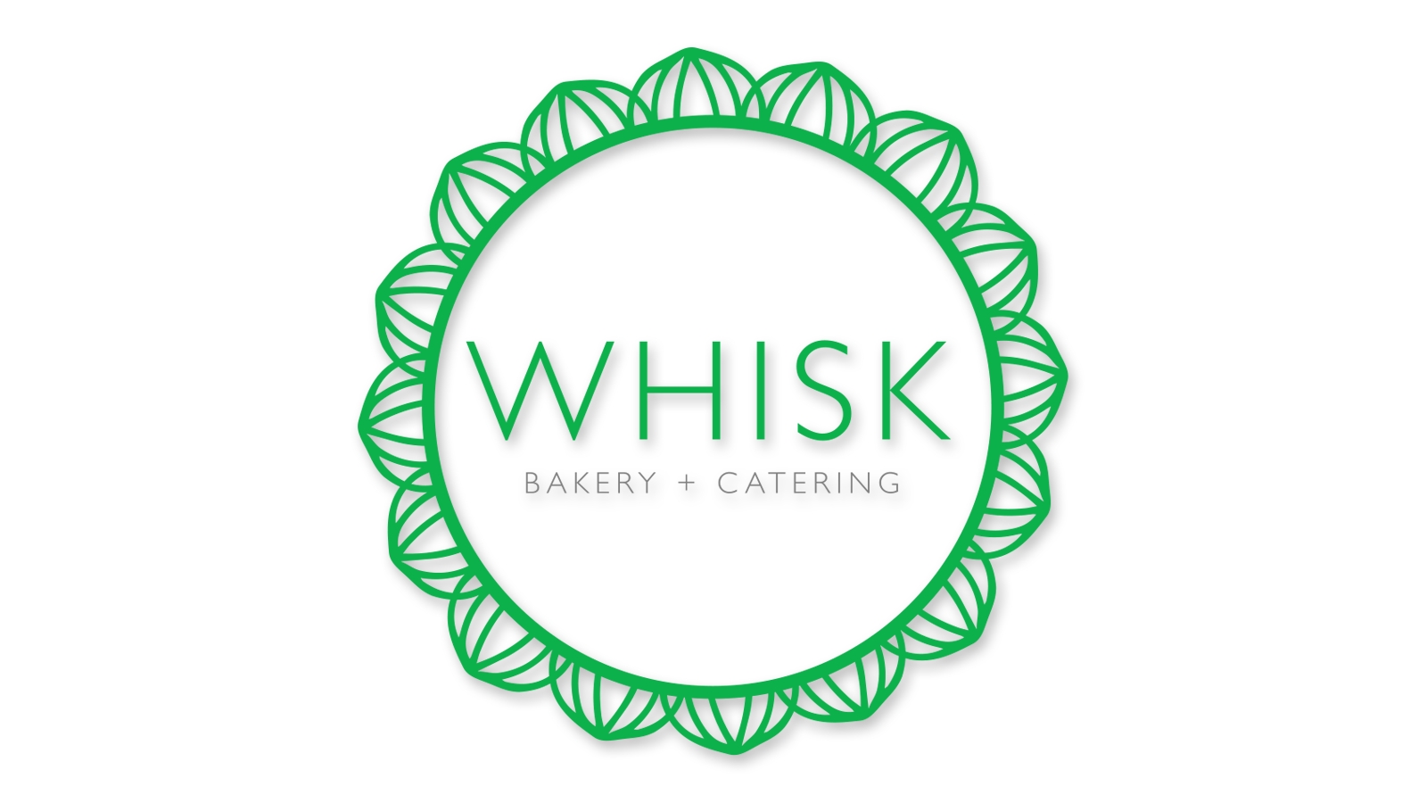 Whisk Bakery + Catering Logo