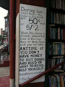 Paradox Book Store