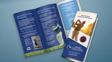 BlueSky_Brochure_FunctionalGolfTherapy_Mockup